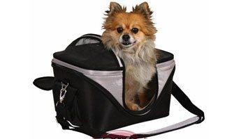Bæretaske til små hunde